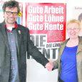 Große Zustimmung für Jutta Krellmann: DIE LINKE hat Direktkandidatin nominiert