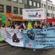 Warnstreik in Hannover – Tarifrunde im Öffentlichen Dienst