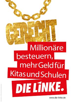 Niedersächsische Volksinitiative für eine Vermögenssteuer gestartet!