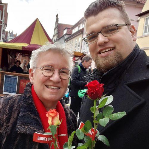 Brot und Rosen für die Frauen - Kein Frauentag im ECE